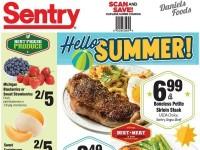 Sentry Foods (Special Offer) Flyer
