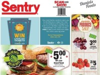 Sentry Foods (Weekly Specials) Flyer