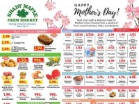 Shady Maple (Happy Mother's Day) Flyer