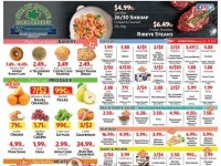 Shady Maple (Special Offer) Flyer