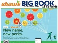 Shaws (Big book of savings) Flyer