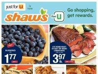 Shaws (Special Offer) Flyer