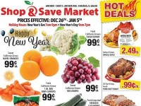 Shop and Save Market (Hot Deals - Chicago) Flyer