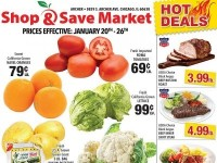 Shop and Save Market (Special Offer - Chicago) Flyer