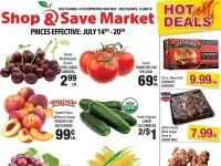 Shop and Save Market (Special Offer - Des Plaines) Flyer