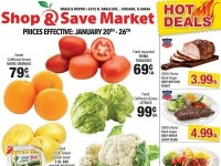 Shop and Save Market (Special Offer - Nagle Avenue, Chicago) Flyer