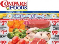 Shop Compare Foods (April Showers of Savings) Flyer