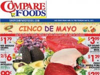 Shop Compare Foods (Cinco De Mayo) Flyer