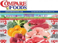 Shop Compare Foods (Spring sale) Flyer