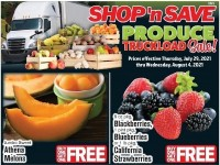 SHOP 'n SAVE (Produce Truckload Sale - OH) Flyer