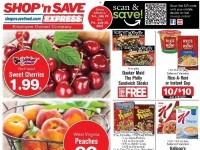 SHOP 'n SAVE (Special Offer - MD And WV) Flyer