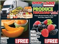 SHOP 'n SAVE (Produce Truckload Sale - MD And WV) Flyer