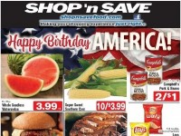 SHOP 'n SAVE (Special Offer - NY) Flyer