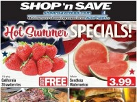 SHOP 'n SAVE (Special offers - NY) Flyer