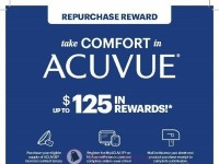Shopko (Take Comfort in Acuvue) Flyer