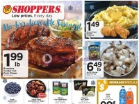 Shoppers Food (Low Prices Everyday) Flyer