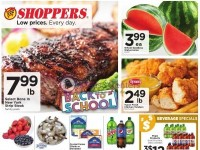 Shoppers Food (Weekly Specials) Flyer
