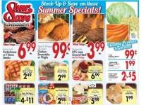 ShurSave Markets (Summer Specials) Flyer