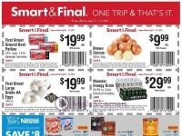Smart & Final (Hot Deals) Flyer