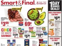 Smart & Final (Weekly Specials) Flyer