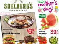 Soelberg's Market (Happy Mother's Day) Flyer