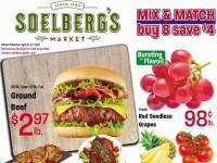 Soelberg's Market (Special Offer) Flyer
