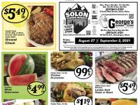 Solon Corner market (Special offer) Flyer