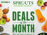 Sprouts Farmers Market (MONTHLY AD) Flyer