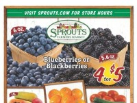 Sprouts Farmers Market (Special Offer) Flyer