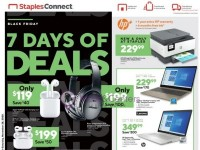 Staples (7 Days Of Deals) Flyer