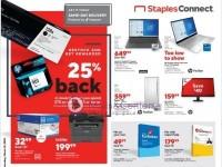 Staples (Amazing Savings) Flyer