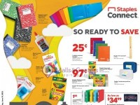 Staples (Ready To Save) Flyer