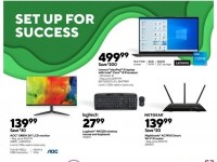 Staples (Set up for Success) Flyer