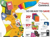Staples (So Ready To Save) Flyer