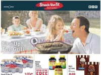 Stater Bros. (Fire Up the Grill) Flyer