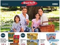 Strack & Van Til (Spring time savings) Flyer