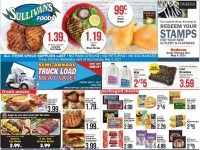 Sullivan's Foods (Weekly Specials) Flyer