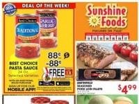 Sunshine Foods (Special Offer) Flyer