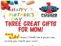 Super 1 Foods (Mother's Day Sale) Flyer