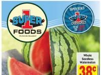 Super 1 Foods (Special Offer - MT) Flyer