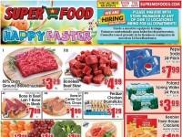 Super Food (Happy Easter) Flyer