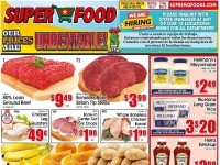 Super Food (Our Prices Are Unbeatable) Flyer