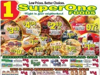 Super One Foods (Low Prices Better Choices - MN) Flyer