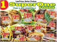 Super One Foods (Low Prices Better Choices - WI) Flyer