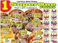 Super One Foods (Low Prices - MI) Flyer
