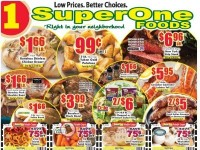 Super One Foods (Special Offer) Flyer