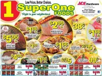 Super One Foods (Special Offer - WI) Flyer