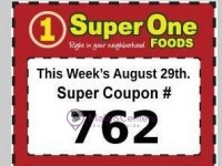 Super One Foods (Super Coupon) Flyer