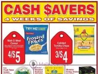Super Saver (4 WEEKS OF SAVINGS) Flyer