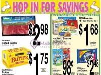 Super Saver (Extra Savings) Flyer